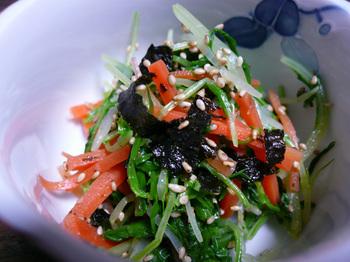 水菜のナムル.jpg